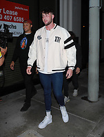 Harry Jowsey Spotted At Catch In Hollywood