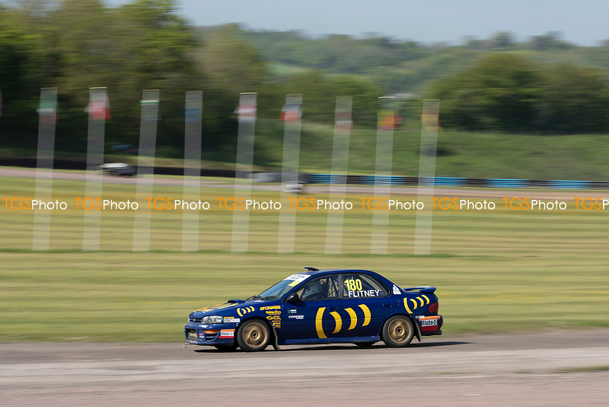 Ian Flitney, Subaru Impreza, Retro 4WD during the 5 Nations BRX Championship at Lydden Hill Race Circuit on 31st May 2021