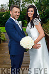 Sugrue/Sheehan wedding in the Ballygarry House Hotel on Friday September 11th.