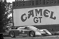 #2 Porsche march 85G of Al Leon, Art Leon and Skeeter McKitterick races to a 7th place finish the 12 Hours of Sebring, at Sebring Raceway, Sebring, FL, March 23, 1985.  (Photo by Brian Cleary/www.bcpix.com)