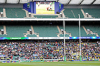 Saracens book their place in the Heineken Cup Final after beating ASM Clermont Auvergne 46-6 at Twickenham Stadium on Saturday 26th April 2014 (Photo by Rob Munro)