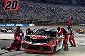 #20: Christopher Bell, Joe Gibbs Racing, Toyota Supra Rheem-HTPG Refrigeration Products