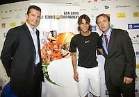 13-10-08, Spain, Madrid,  Rafael Nadal