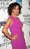 April 28, 2012 Jennifer Grey attends the Closing  Night of the 2012 Tribeca Film Festival with Marvel' the Avengers at BMCC Tribeca Pac in New York City..Credit:RWMediapunchinc.com