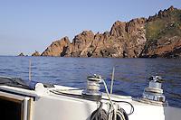 - Corsica, Cape Girolata, UNESCO Human Heritage site<br /> <br /> - Corsica, Capo  Girolata, patrimonio mondiale dell'Umanità