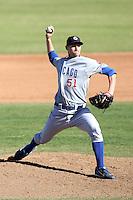 Chris Carpenter - Mesa Solar Sox - 2010 Arizona Fall League.Photo by:  Bill Mitchell/Four Seam Images..