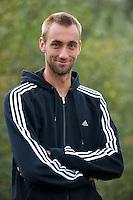 30-10-12, Netherlands,Amsterdam, Tennis, Thomas Schoorel,