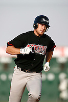 May 19  2007: Chad Huffman of the Lake Elsinore Storm during game against the Lancaster JetHawks at Clear Channel Stadium in Lancaster,CA.  Photo by Larry Goren/Four Seam Images