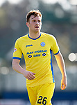 Inverness Caley v St Johnstone…08.04.17     SPFL    Tulloch Stadium<br />Liam Craig makes his 300th appearance for saints<br />Picture by Graeme Hart.<br />Copyright Perthshire Picture Agency<br />Tel: 01738 623350  Mobile: 07990 594431