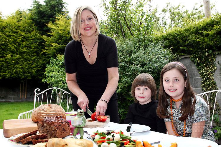 Lorraine Fitzmaurice owner of Blazing Salads Food Company