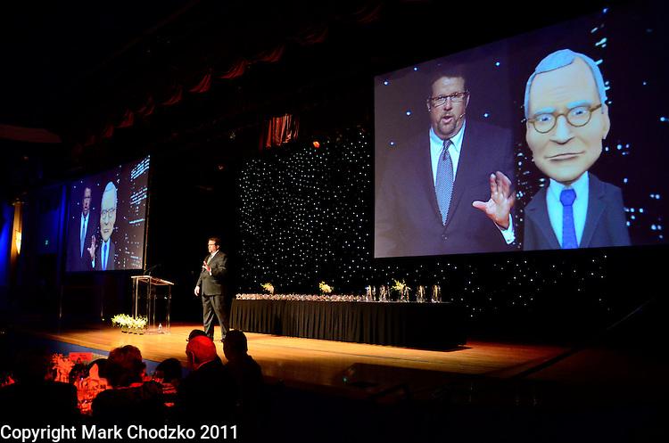 Nobel Biocare national sales meeting and awards banquet.