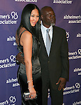 "Kimora Lee Simmons and Djimon Hounsou  at The 19th Annual ""A Night at Sardi's"" benefitting the Alzheimer's Association held at The Beverly Hilton Hotel in Beverly Hills, California on March 16,2011                                                                               © 2010 Hollywood Press Agency"