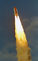 STS 64 Launch, Discovery, September 1994