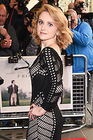 """Jenn Murray<br /> arrives for the """"Love and Friendship"""" premiere at the Curzon Mayfair, London.<br /> <br /> <br /> ©Ash Knotek  D3123  24/05/2016"""