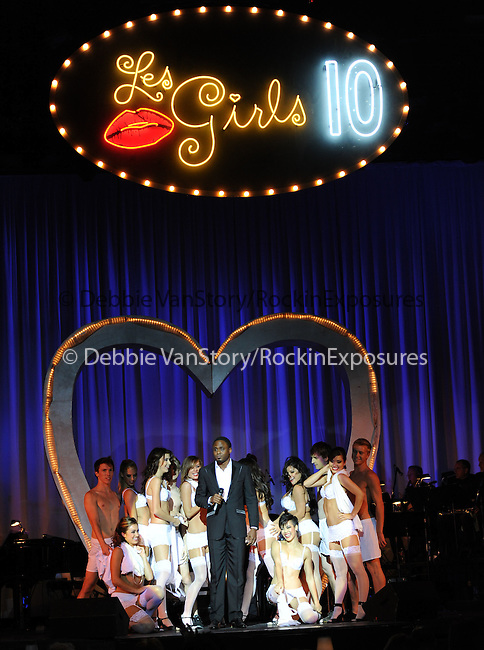 Wayne Brady at the Les Girls 10th Annual Cabaret fundraiser for National Breast Cancer Coalition Fund -NBCCF- held at Avalon in Hollywood, California on October 04,2010                                                                               © 2010 Debbie VanStory / RockinExposures