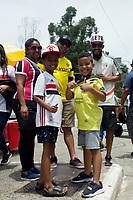 São Paulo (SP), 15/12/2019 - Futebol-Legendscup - Torneio entre as lendas de São Paulo, Barcelona, Bayern e Borussia Dortmund no estádio do Morumbi, em São Paulo (SP), domingo (15).