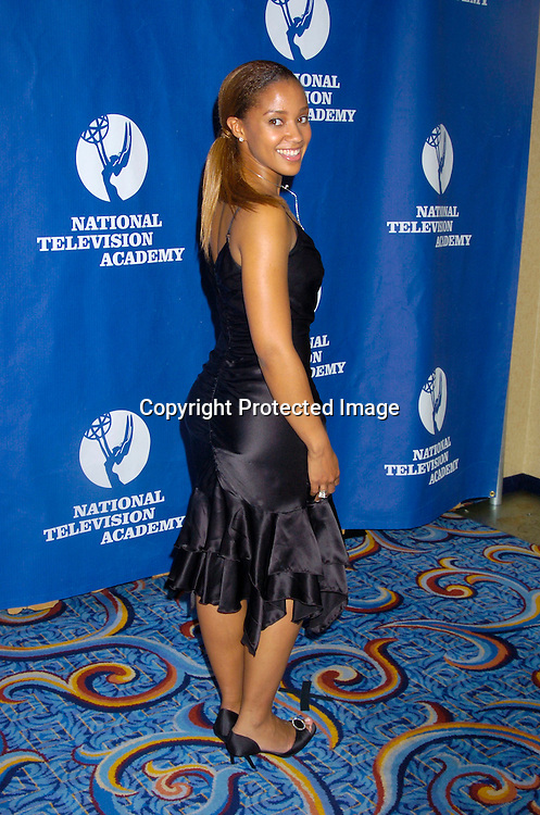 Tanisha Lynn ..at the Daytime Emmy Creative Craft Awards on May 15, 2004 at the Marriott Marquis Hotel.                                        Photo by Robin Platzer, Twin Images