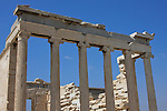 Greece 2009 Building and Architecture Photography, <br /> City, house, urban, ornate, old world, windows, pillars, Structures, hardware, works of art, texture, design, European, Oriental, City buildings, modern, renaissance, contemporary, rural, urbanism, Nafplio, Greece, citadel, Mycenae, Artisan quarters, ruins, ancient architecture, Greco Roman, Athens, Erechtheum, Acropolis, Delphi, Parthenon, Pillars, Columns, Propylaea, Gates, Entrance, Rooms, Walls, Sculpture, Odeon of Herodes Atticus, Plaka, Tourist attractions, The Porch of the Caryatids,