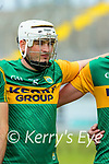 Jason Diggins, Kerry before the National hurling league between Kerry v Down at Austin Stack Park, Tralee on Sunday.