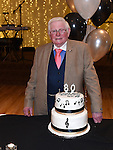 Syd Kierans 80th Birthday