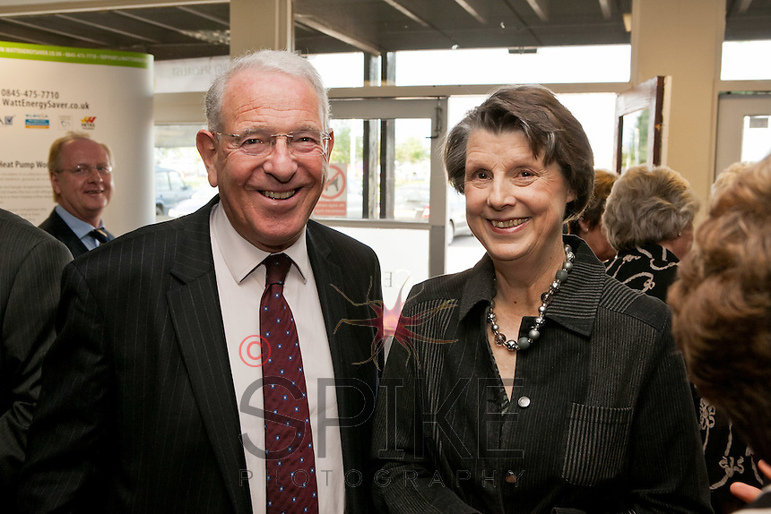 Roger Coulter and Mary Squires