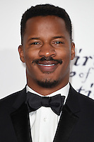 """director, Nate Parker<br /> at the London Film Festival 2016 premiere of """"The Birth of a Nation"""" at the Odeon Leicester Square, London.<br /> <br /> <br /> ©Ash Knotek  D3173  11/10/2016"""