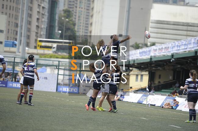 Exhibition VS Football Club GFI HKFC Rugby Tens 2016 on 07 April 2016 at Hong Kong Football Club in Hong Kong, China. Photo by Juan Manuel Serrano / Power Sport Images