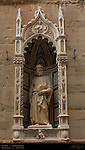 St Mark Donatello Orsanmichele Florence