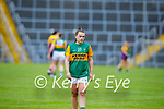 Niamh Kearney of Kerry in action against Wexford in the Lidl LGFA National football league game in Fitzgerald Stadium Killarney on Sunday.