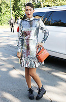 NEW YORK, NY- SEPTEMBER 10: Luna Maya seen at the NYFW S/S 2022 Michael Kors fashion show at Tavern On The Green in New York City on September 10, 2021. Credit: RW/MediaPunch<br /> CAP/MPI/RW<br /> ©RW/MPI/Capital Pictures