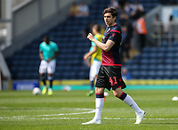 Bolton Wanderers' Joe Muscatt warming up before the match  <br /> <br /> Photographer Andrew Kearns/CameraSport<br /> <br /> The EFL Sky Bet Championship - Blackburn Rovers v Bolton Wanderers - Monday 22nd April 2019 - Ewood Park - Blackburn<br /> <br /> World Copyright © 2019 CameraSport. All rights reserved. 43 Linden Ave. Countesthorpe. Leicester. England. LE8 5PG - Tel: +44 (0) 116 277 4147 - admin@camerasport.com - www.camerasport.com