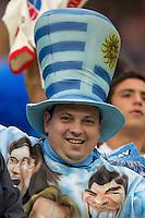 A Uruguay fan