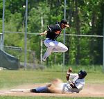 2011 High School Baseball: McCrory vs Bigelow
