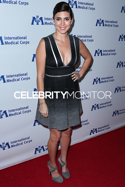 BEVERLY HILLS, CA, USA - OCTOBER 23: Jamie-Lynn Sigler arrives at the 2014 International Medical Corps' Annual Awards Dinner Ceremony held at the Beverly Wilshire Four Seasons Hotel on October 23, 2014 in Beverly Hills, California, United States. (Photo by Xavier Collin/Celebrity Monitor)