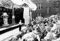 Montreal (Qc) CANADA - July 1992 File Photo - Juste Pour Rire Festival -