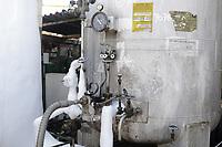 Campinas (SP), 22/03/2021 - Oxigenio/Covid-19 - Caminhao abastece tanque de oxigenio no Hospital Municipal Dr. Mario Gatti, nesta segunda-feira (22), na cidade de Campinas, interior de Sao Paulo. (Foto: Denny Cesare/Codigo 19/Codigo 19)