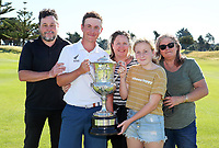 201025 Golf - NZ Amateur Championship