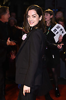 """LONDON, UK. October 08, 2019: Ana de Armas arriving for the """"Knives Out"""" screening as part of the London Film Festival 2019 at the Odeon Leicester Square, London.<br /> Picture: Steve Vas/Featureflash"""