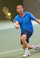 12-03-11, Tennis, Rotterdam, NOVK, Ton Sie