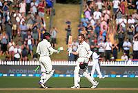 170116 International Test Cricket - NZ Black Caps v Bangladesh