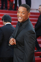 WILL SMITH - RED CARPET OF THE CLOSING CEREMONY AT THE 70TH FESTIVAL OF CANNES 2017