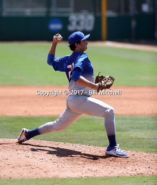 Christopher Weber plays in the 2017 Area Code Games on August 6-10, 2017 at Blair Field in Long Beach, California (Bill Mitchell)