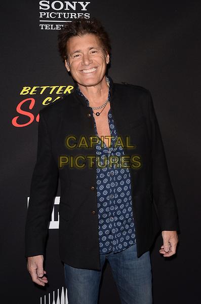 CULVER CITY, CA - MARCH 28: Steven Bauer at the season three premiere of AMC's Better Call Saul at Culver City Arclight in Culver City, California on March 28, 2017. <br /> CAP/MPI/DE<br /> ©DE/MPI/Capital Pictures