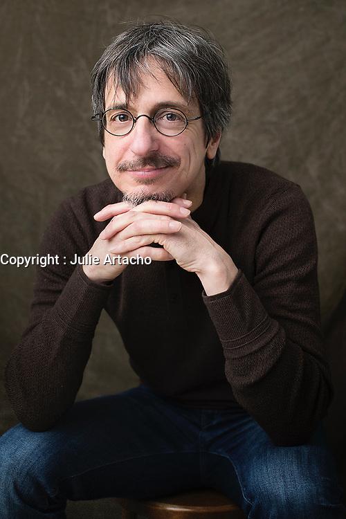 Photo de presse du Film de Pierre Falardeau <br /> My Salinger Years