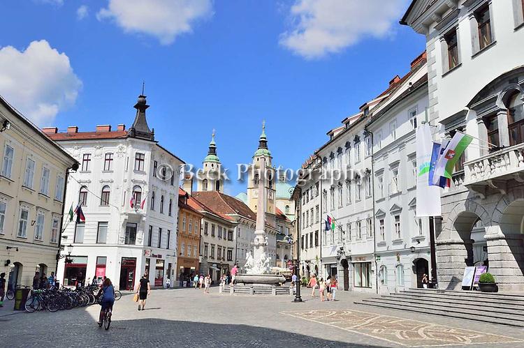 Slovenia Ljubljana