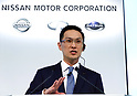 Nissan CFO Stephen Ma announces first half financial results