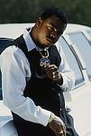 Various portrait sessions of the rapper/producer, Daz Dillinger
