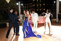 Monte-Carlo, Monaco, 18/06/2017 - 57th Monte-Carlo Television Festival.<br /> 30th Anniversary of 'The Bold and the Beautiful' party during the Monte-Carlo Television Festival, at the Monte-Carlo Bay hotel with Darin Brooks, Reign Edwards, Rome Flynn, Pierson Fode, Courtney Hope, Katherine Kelly Lang, Jacqueline Mac Innes Wood, Don Diamont, Heather Tom and executive producer Bradley Bell. # 30EME ANNIVERSAIRE DE 'AMOUR, GLOIRE ET BEAUTE'