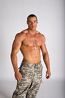 bare chest military suspense romance novel cover photograph