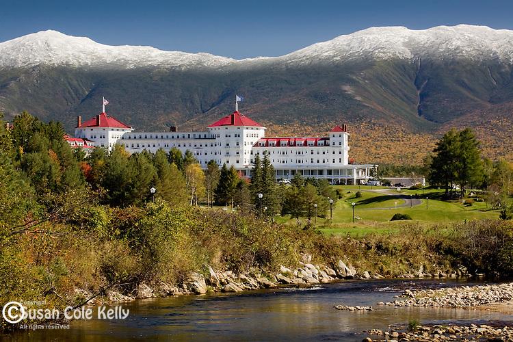 The Mount Washington Hotel, Bretton Woods, NH, USA